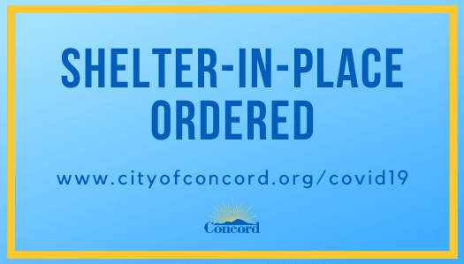 shelter in place graphic