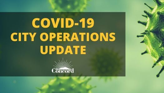 COVID-19 Update Graphic