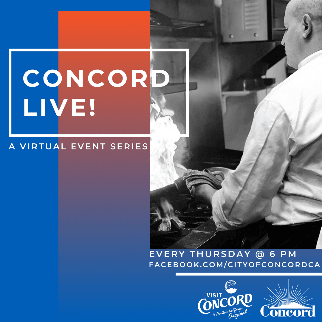 Concord Live! At Home Cooking Class