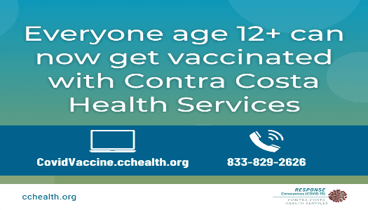 Kids Ages 12-15 Now Eligible fo Vaccine