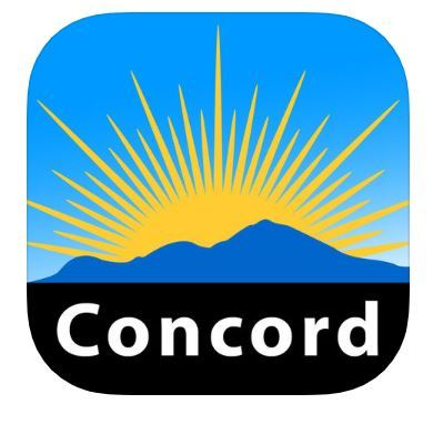 Concord connect app icon